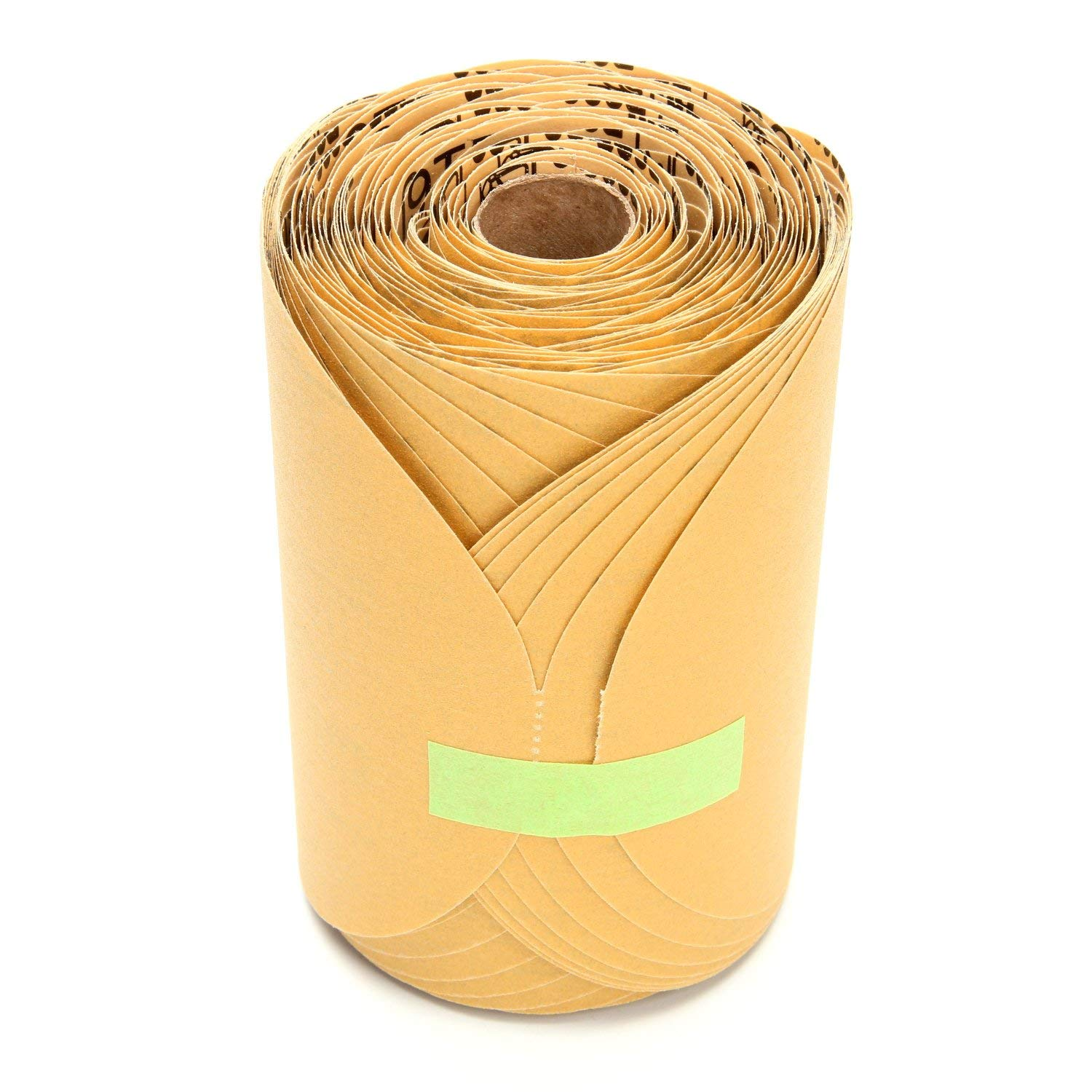 3M Stikit Gold Paper Disc Roll 216U, P220 A-weight, 6 in x NH, Die 600Z 71T2BMrjfNmL._SL1500_