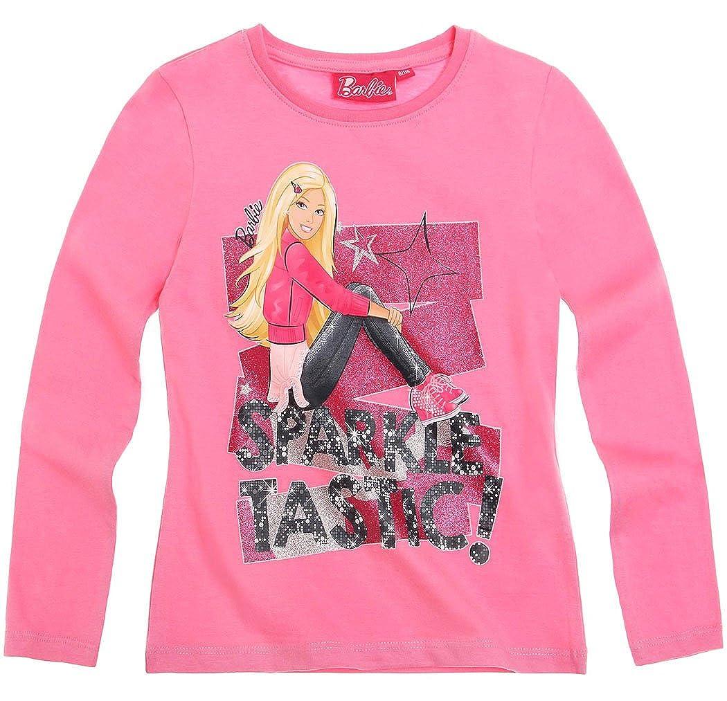 T-Shirt Fille Barbie