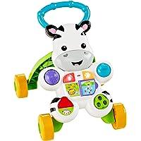 Fisher-Price Infant - Cebra parlanchina, Primeros Pasos (Mattel