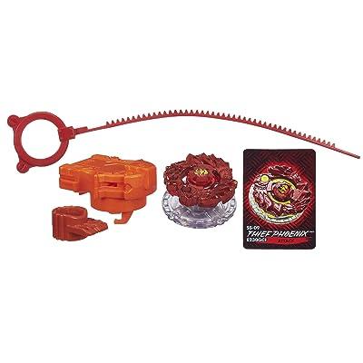 Beyblade E230GCF Shogun Steel Beybattle SS-09 Thief Phoenix Tops: Toys & Games