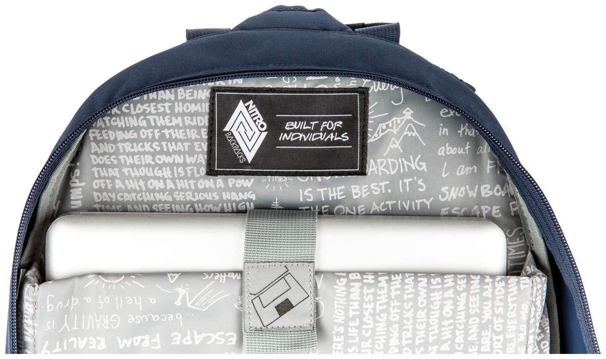 Nitro Sac /à Dos de Snowboard Stash Pack