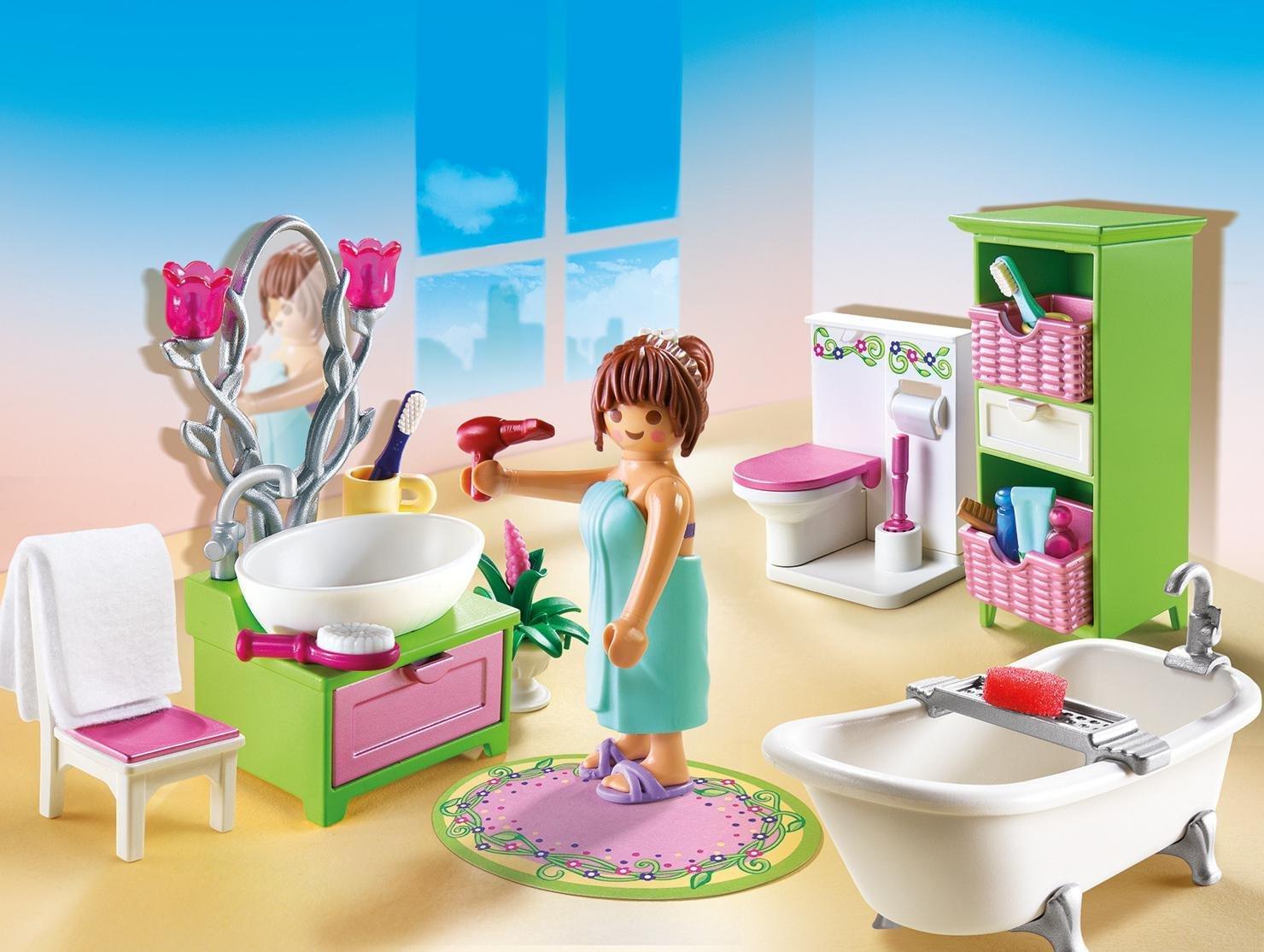 Playmobil 5307 Sala da Bagno