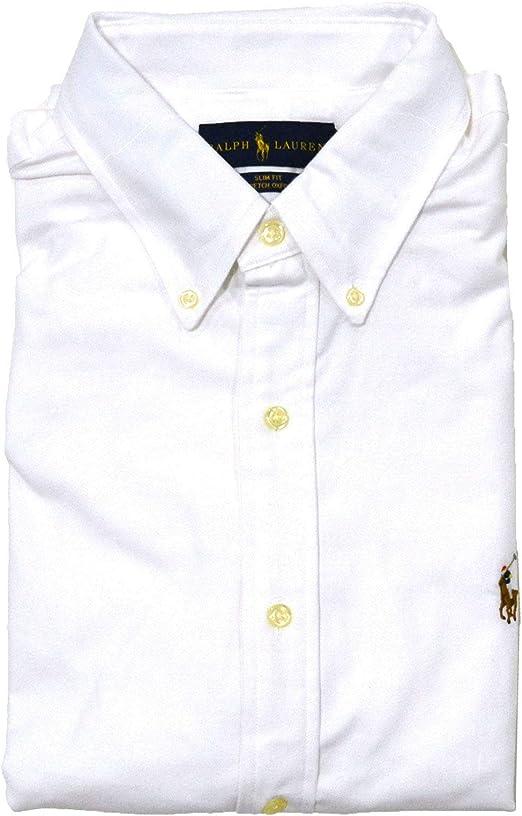Polo Ralph Lauren - Camiseta de manga larga para hombre (talla XXL ...