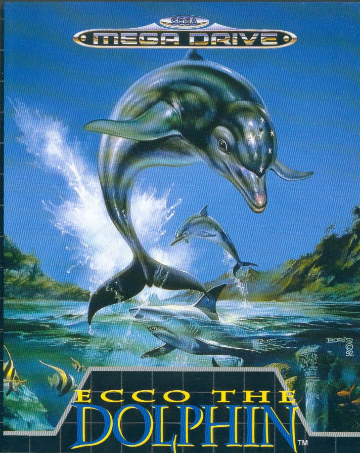 Ecco the Dolphin [Online Game Code] (Ecco The Dolphin Defender Of The Future)