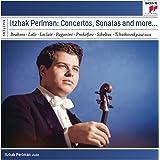 Itzhak Perlman: Concertos & Sonatas