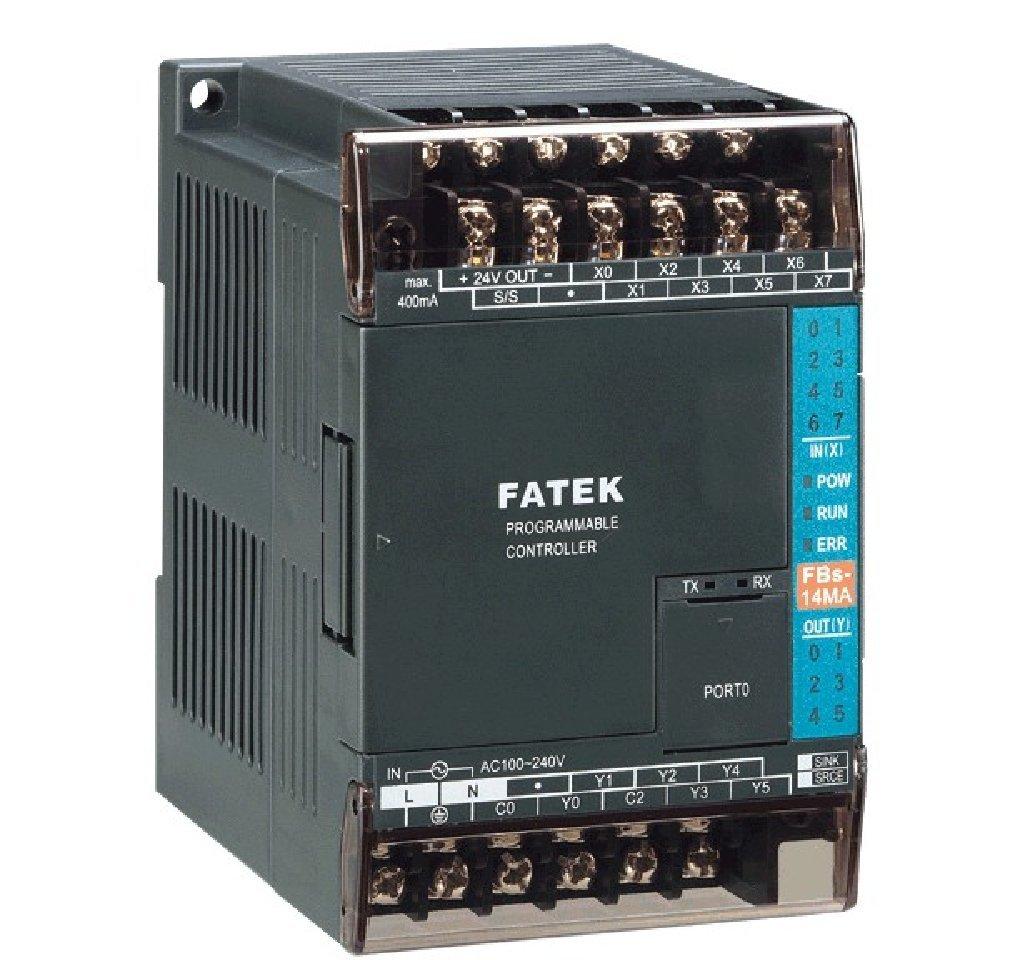 Fatek PLC Controller, FBs-14MAR2-AC (FBs-14MA)