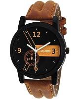 Matrix Casual Analogue Multicolour Dial Men's Watch - WCH-170