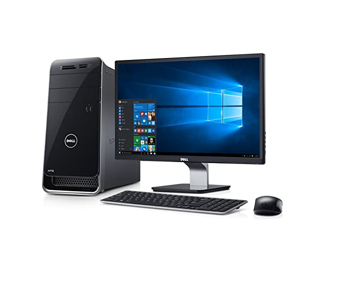 Amazon.com: Dell XPS x8900-3760BLK Tower Desktop (Intel Core i5-6400 2.7GHz Processor, 8 GB RAM, 1 TB HDD, Windows 10) Black (Certified Refurbished): ...