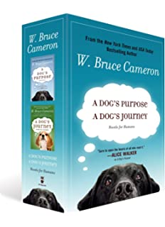 Amazon a dogs purpose a novel for humans 9780765388100 w a dogs purpose boxed set fandeluxe Image collections