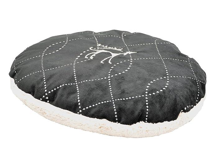 Vadigran Coussin Déhoussable Ceno Noir 80X65 cm