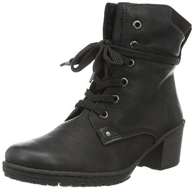 e9003907cdb2d9 Rieker Damen Y8820 Kurzschaft Stiefel  Amazon.de  Schuhe   Handtaschen