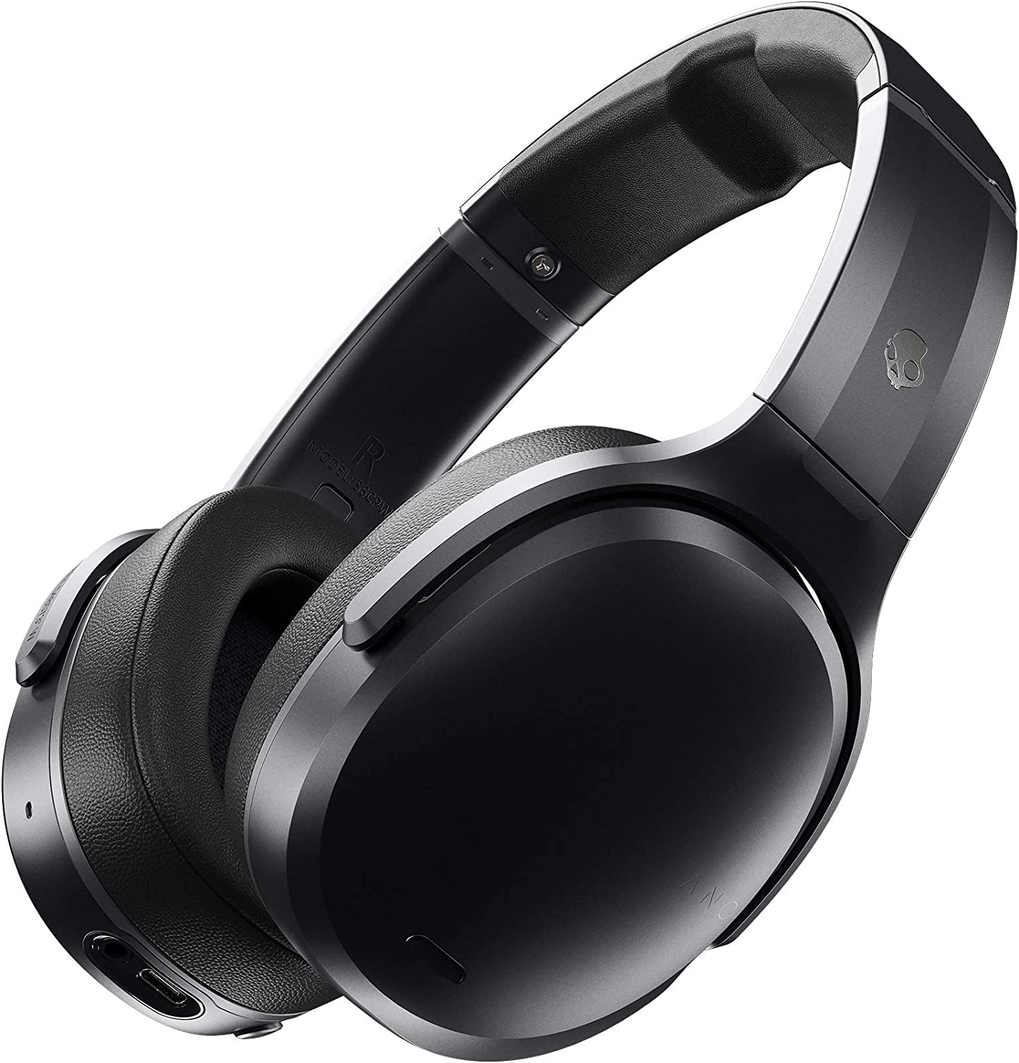 Skullcandy Crusher ANC Personalized Noise Canceling Wireless Headphone - Black