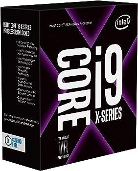 Intel Core i9-7900X 10Core LGA 2066 140W Desktop Processor