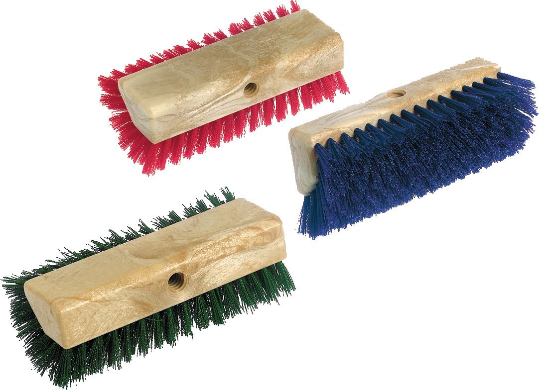 Carlisle 4042309 Hi-Lo Floor Scrub Brush, Green (Pack of 12) by Carlisle (Image #8)