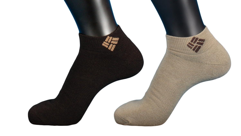 2 Paires Columbia Explorer Chaussettes de sport socquettes