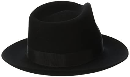 Stetson Men s Downs Royal Quality Fur Felt Hat at Amazon Men s Clothing  store  d3ddaf5344b