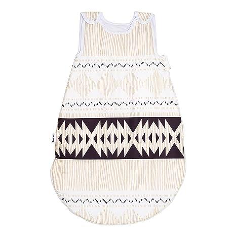 Ethno PatiChou Sacos de dormir para bebés 0-6 meses (68 cm