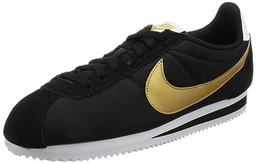 buy online b4a13 66751 NIKE Classic Cortez Nylon  Amazon.es  Zapatos y complementos