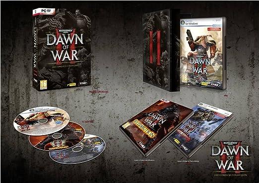 Dawn of War II: Complete Collection (PC DVD) [Importación inglesa]: Amazon.es: Videojuegos