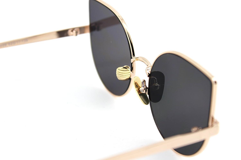 Modelisa - Gafas De Sol Cat Eye Mujer (Rosa Palo): Amazon.es ...