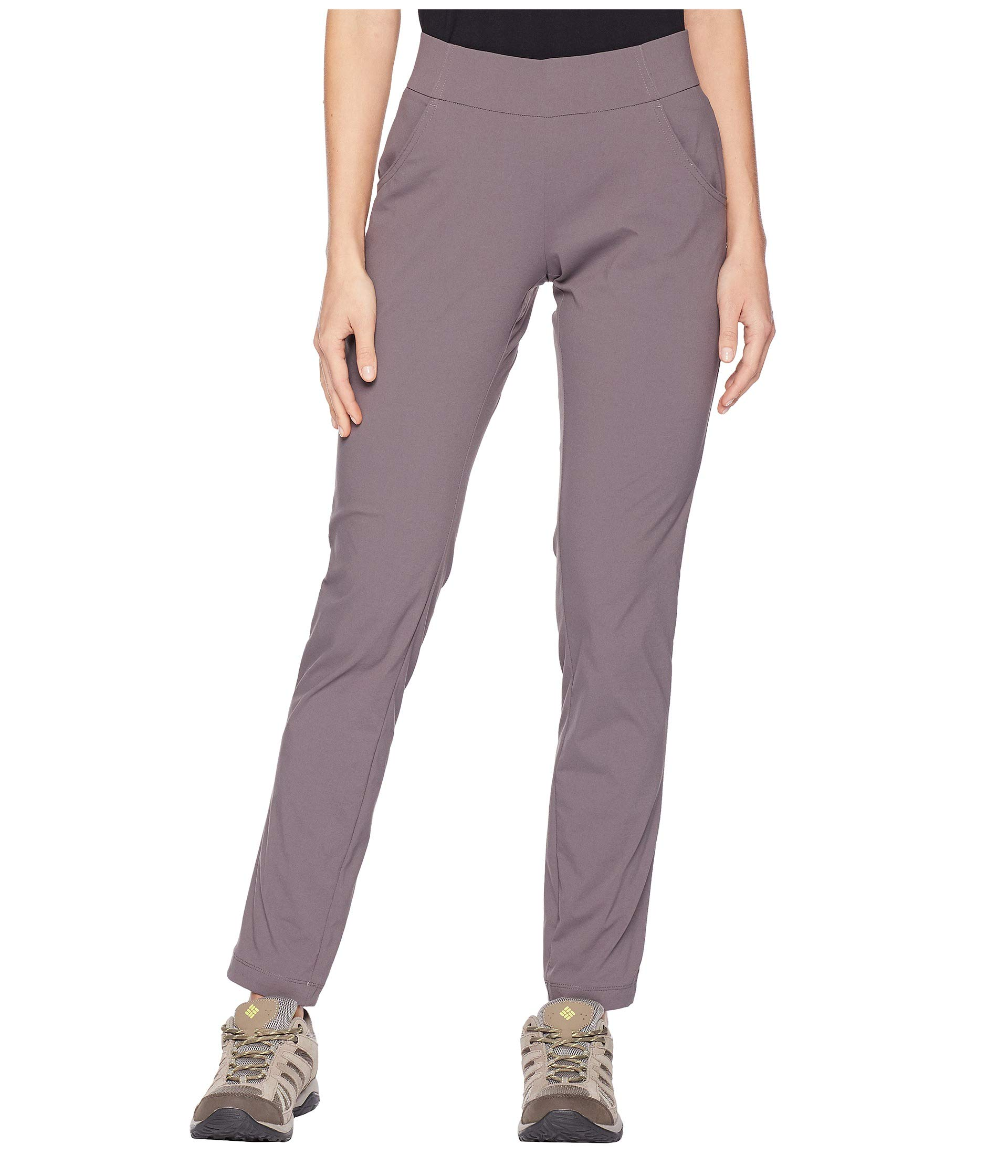 Columbia Women's Anytime Casual Pull On Pant, Pulse X-Small x Regular