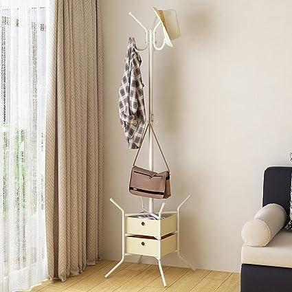 WEII Revestimiento de Hierro Rack Dormitorio en casa Sala de ...