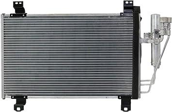 Sunbelt A//C AC Condenser For Mazda CX-3 30009 Drop in Fitment