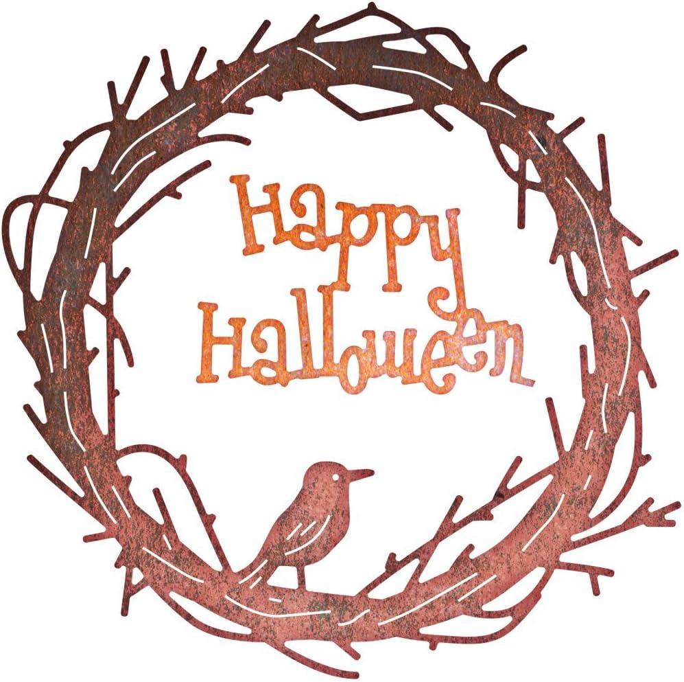 Halloween Wreath Cutting Dies