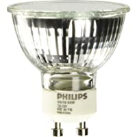 Philips 924712536183 Lámpara Halógena, Twistline, MR16, 50W, 120V, GU10, 36D, color Blanco