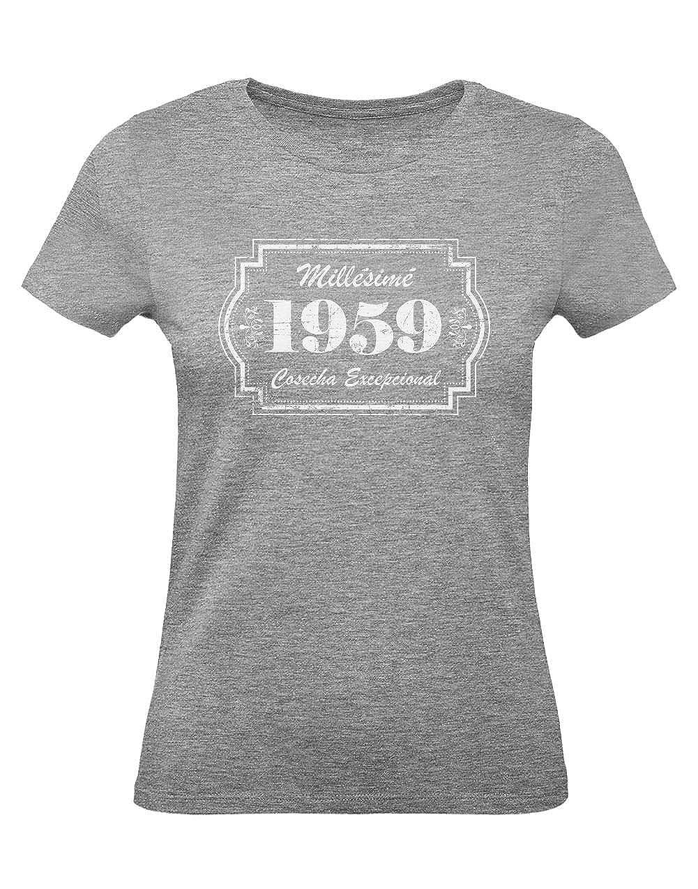Green Turtle Camiseta para Mujer - 1959 Cosecha Excepcional ...