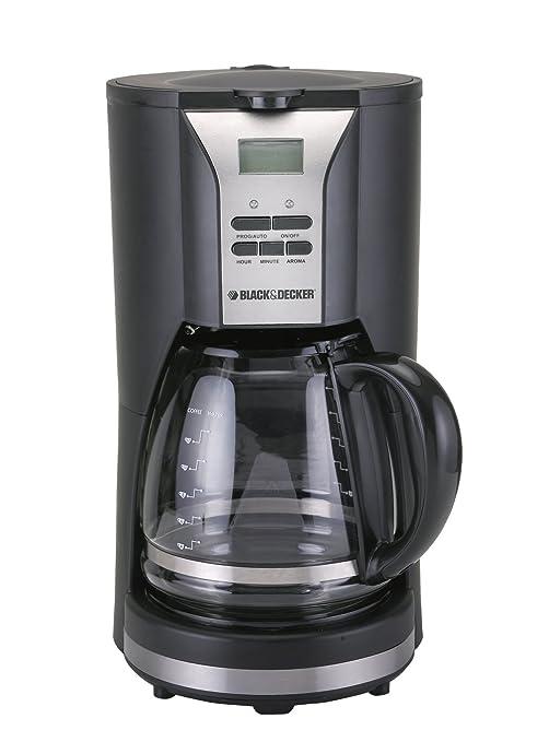 Amazon.com: Black & Decker dcm90 1000 W 12 Copa Cafetera ...