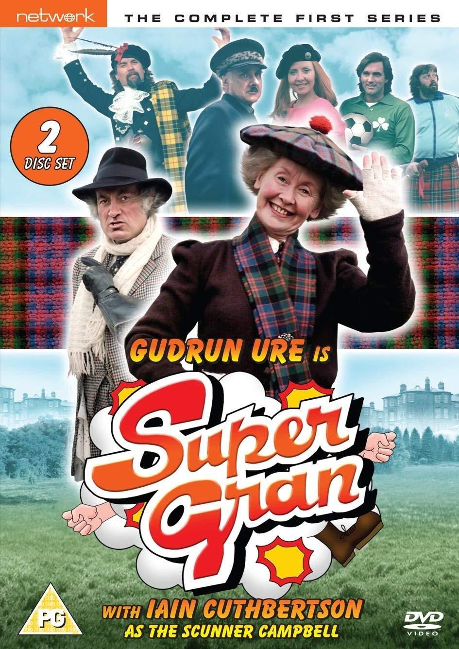 Super Gran - Series 1 [DVD] [1985] [Reino Unido]