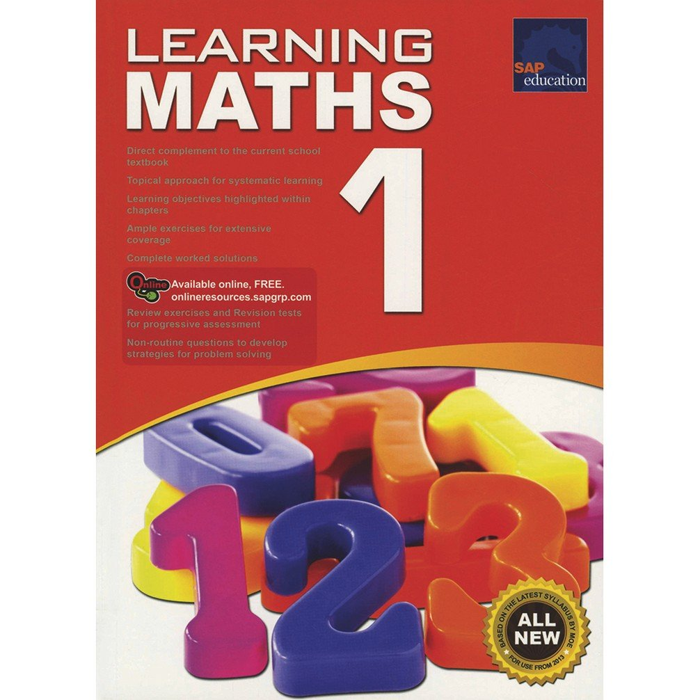 Buy SAP Learning Maths 1 Book Online at Low Prices in India | SAP ...