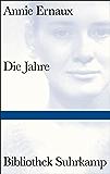 Die Jahre (Bibliothek Suhrkamp) (German Edition)
