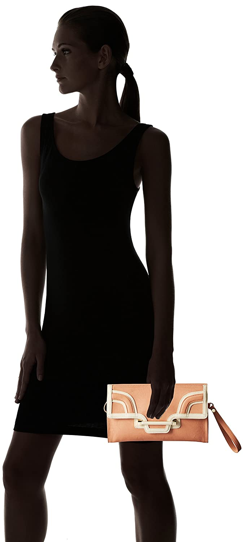 Amazon.com: Big Buddha Lia Wristlet Clutch, Rosado, talla ...