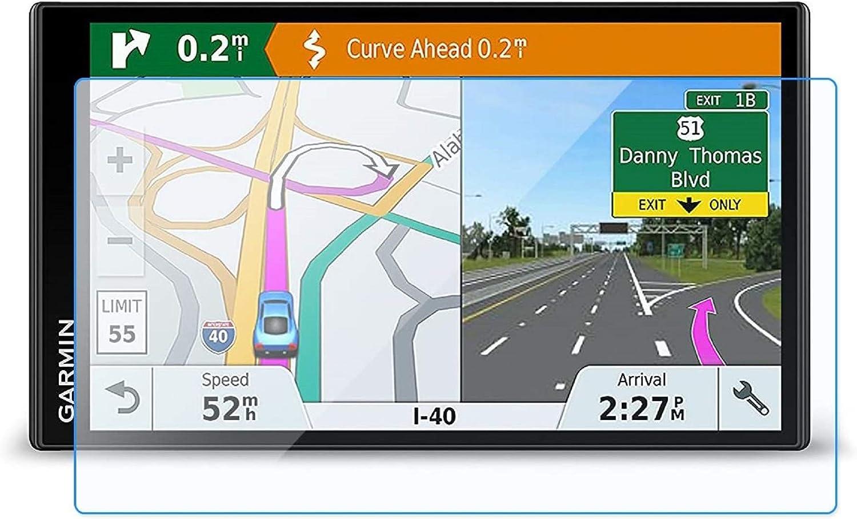 6x Displayschutzfolie für Garmin DriveSmart 61 LMT-S Klar Schutzfolie