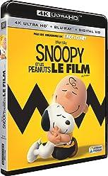 Snoopy et les Peanuts - Le Film [4K Ultra HD + Blu-ray + Digital HD]