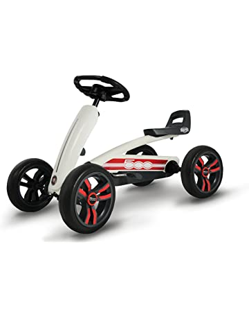 Berg Buzzy - Fiat 500 - coches de pedales - (para niños de 2 a