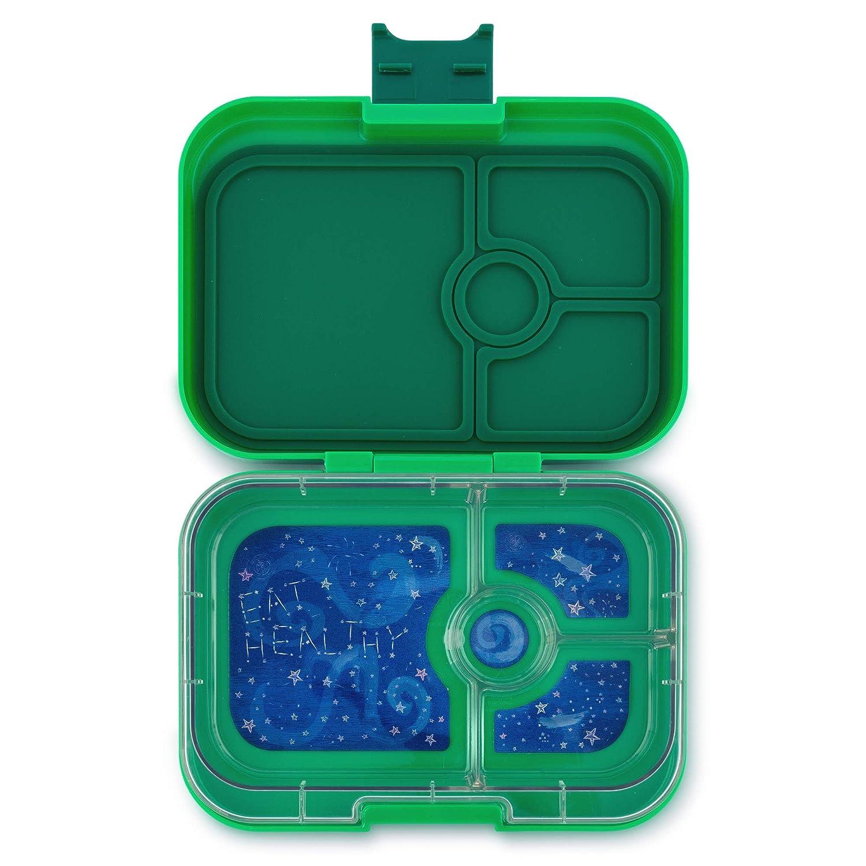 Yumbox Panino M Lunchbox (mit 4 Fächern, Bijoux lila) - Brotdose mit Unterteilung   Bento Box mit Trennwand Einsatz   Brotbox für Kindergarten Kinder, Schule & Arbeit B07HBCQ7W3 Lebensmittelaufbewahrung