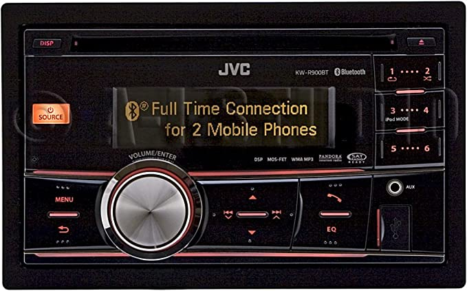 Driver UPDATE: JVC KW-R900BT Receiver