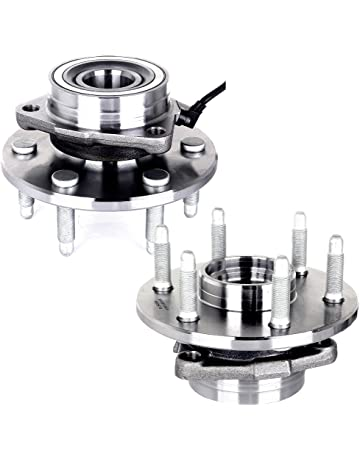 ECCPP Replacement fit for 515036 Brand New Complete Front Wheel Hub Bearing Assembly Escalade, Express