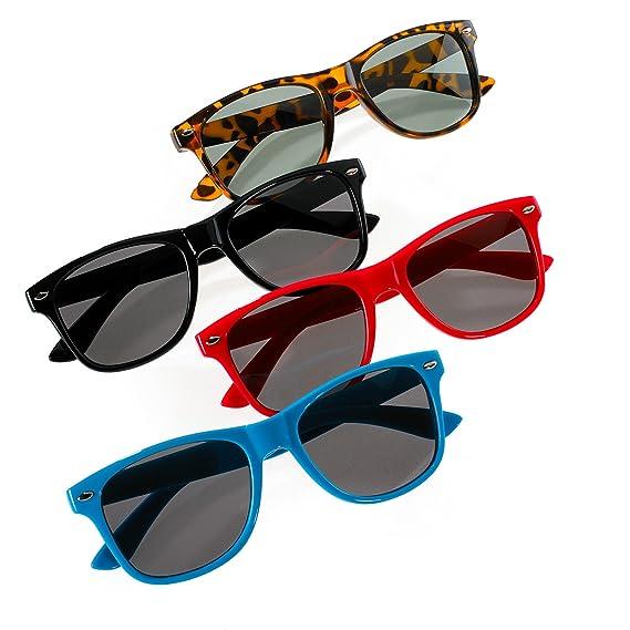 Set 2-3-4 Pair Occhiali Da Sole Specchio Gafas De Sol Hombre Mujeres Style Pilot Ojos De Gato Romens Ltd GI0Kwa2