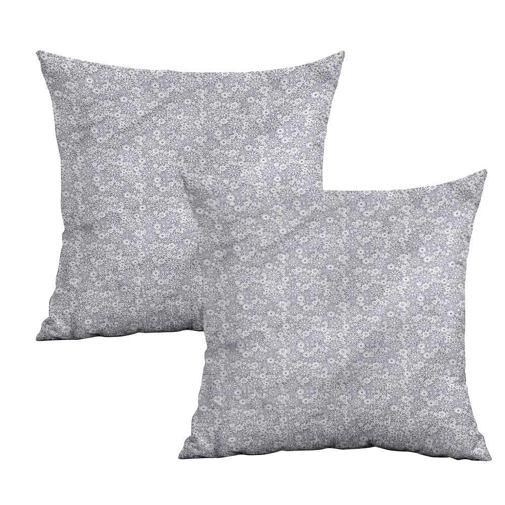 Amazon.com: Funda de almohada cuadrada de color caqui con ...