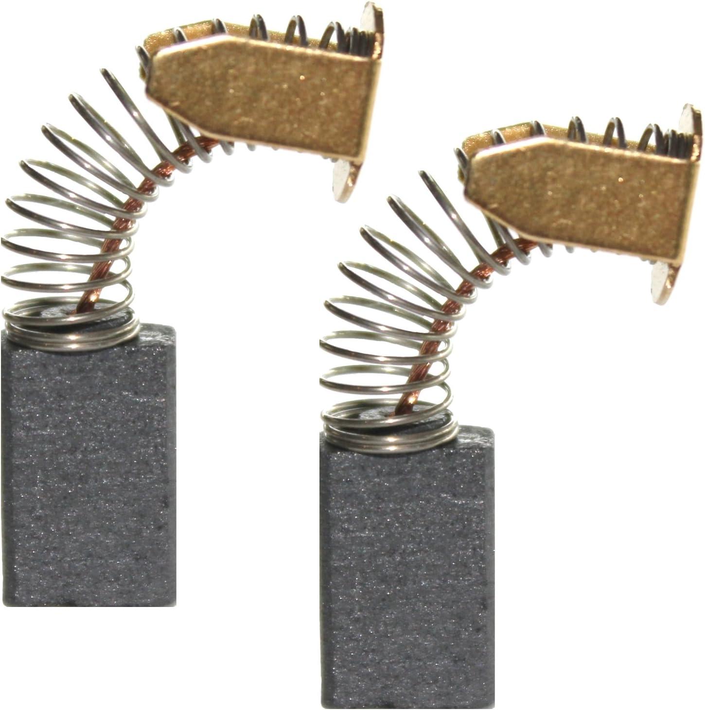 Kohlebürsten für Einhell Winkelschleifer WES 125-Z Einhell WES 125-Z