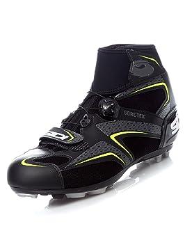 Sidi Chaussure VTT Frost Gore Noir-Jaune (EU 43, Noir)  Amazon.fr ... 731028a06515