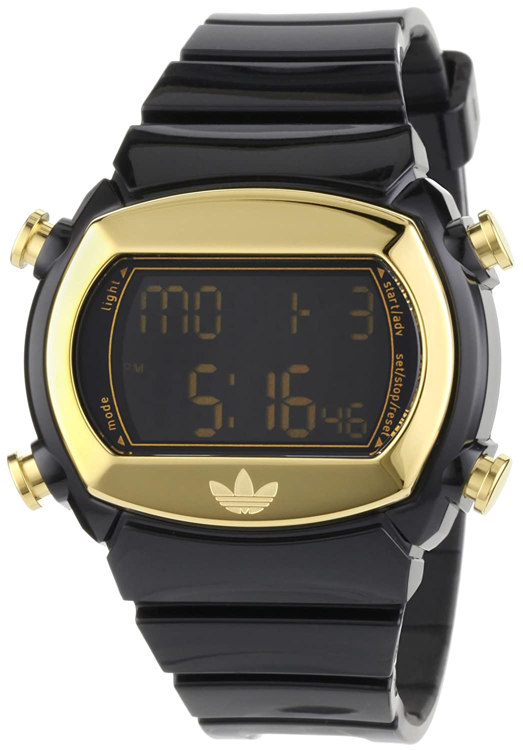 Amazon.com: Adidas Mens ADH1572 Black Candy Digital Watch: Adidas: Watches