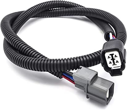 Amazon.com: Extension Harness 4 Wires for Upstream Downstream O2 Oxygen  Sensor Compatible with Honda Civic Accord CR-V Prelude Odyssey Pilot Acura  MDX: AutomotiveAmazon.com