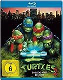 Turtles 2 - Das Geheimnis des Ooze [Blu-ray]