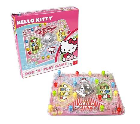 66f39bf72 Amazon.com: Hello Kitty Pop N Play: Toys & Games