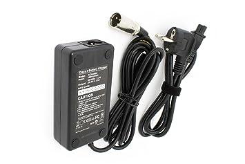 220V Fuente de alimentación Cargador 52W para baterías de ...